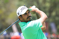 Gaganjeet Bhullar (IND) during the third round of the Magical Kenya Open presented by ABSA, played at Karen Country Club, Nairobi, Kenya. 16/03/2019<br /> Picture: Golffile | Phil Inglis<br /> <br /> <br /> All photo usage must carry mandatory copyright credit (&copy; Golffile | Phil Inglis)