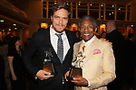 Andre De Shields, Michael Shannon, Rajiv Joseph at Jeff Awards 11/4/13