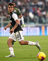Calcio, Serie A: Juventus - Cagliari, Turin, Allianz Stadium, January 6, 2020.<br /> Juventus' Paulo Dybala in action during the Italian Serie A football match between Juventus and Cagliari at Torino's Allianz stadium, on January 6, 2020.<br /> UPDATE IMAGES PRESS/Isabella Bonotto