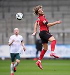 FussballFussball: agnph001:  1. Bundesliga Saison 2019/2020 27. Spieltag 23.05.2020<br />SC Freiburg - SV Werder Bremen<br />Lucas Hoeler (SC Freiburg) mit Ball<br />FOTO: Markus Ulmer/Pressefoto Ulmer/ /Pool/gumzmedia/nordphoto<br /><br />Nur für journalistische Zwecke! Only for editorial use! <br />No commercial usage!