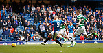 Kenny Miller scores a consolation goal for Rangers