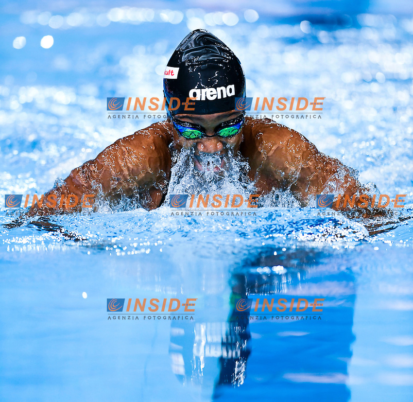 CIJNTJE Tiareth CUR<br /> Women's 50m Breaststroke<br /> 13th Fina World Swimming Championships 25m <br /> Windsor  Dec. 6th, 2016 - Day01<br /> WFCU Centre - Windsor Ontario Canada CAN <br /> 20161206 WFCU Centre - Windsor Ontario Canada CAN <br /> Photo &copy; Giorgio Scala/Deepbluemedia/Insidefoto