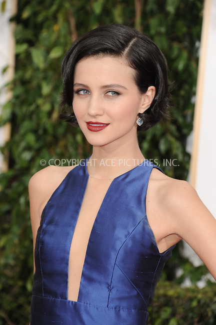 WWW.ACEPIXS.COM<br /> <br /> January 11 2015, LA<br /> <br /> Julia Goldani Telles arriving at the 72nd Annual Golden Globe Awards at The Beverly Hilton Hotel on January 11, 2015 in Beverly Hills, California<br /> <br /> By Line: Peter West/ACE Pictures<br /> <br /> <br /> ACE Pictures, Inc.<br /> tel: 646 769 0430<br /> Email: info@acepixs.com<br /> www.acepixs.com