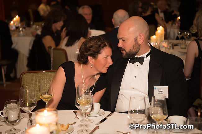 The Asthma and Allergy Foundation of America 2016 gala event at Four Season Hotel in St. Louis, Missouri on March 19, 2016.