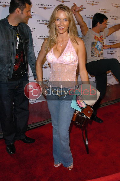 Ginger Lewis<br /> at the Up Close and Personal with The Chrysler Crossfire and 300C, Vine Street Lounge, Hollywood, CA 05-07-05<br /> Chris Wolf/DailyCeleb.com 818-249-4998