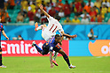Georginio Wijnaldum (NED), <br /> JUNE 13, 2014 - Football /Soccer : <br /> 2014 FIFA World Cup Brazil <br /> Group Match -Group B- <br /> between Spain 1-5 Netherlands <br /> at Arena Fonte Nova, Salvador, Brazil. <br /> (Photo by YUTAKA/AFLO SPORT) [1040]