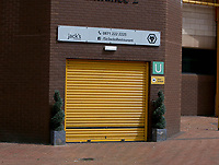 11th May 2020, Molineux Stadium, Wolverhampton, United Kingdom; Molineux Stadium stands deserted due to the lock-down due to the Covid-19 Pandemic