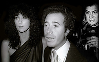 Cher David Geffen Ron Galella 1978<br /> Photo By Adam Scull/PHOTOlink.net