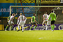 12/01/2011   Copyright  Pic : James Stewart.sct_jsp002_hamilton_v_celtic  .::  SIMON MENSING SCORES HAMILTON'S FIRST GOAL  ::.James Stewart Photography 19 Carronlea Drive, Falkirk. FK2 8DN      Vat Reg No. 607 6932 25.Telephone      : +44 (0)1324 570291 .Mobile              : +44 (0)7721 416997.E-mail  :  jim@jspa.co.uk.If you require further information then contact Jim Stewart on any of the numbers above.........