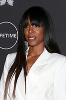 """LOS ANGELES - OCT 22:  Kelly Rowland at the """"It's A Wonderful Lifetime"""" Holiday Party at the STK Los Angeles on October 22, 2019 in Westwood, CA"""