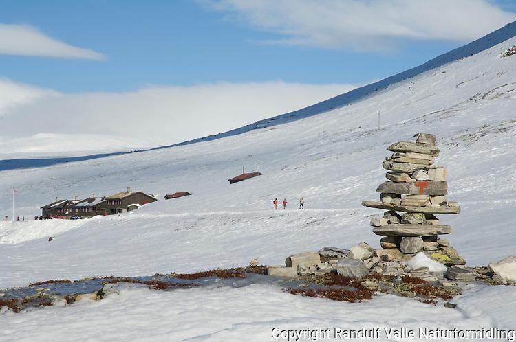 Smukksjøseter fjellstue - Rondane