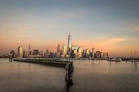 Lower Manhattan<br /> New York City