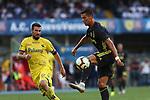 18th August 2018, Stadio Marcantonio Bentegodi, Verona, Italy; Serie A football, Chievo versus Juventus; Cristiano Ronaldo