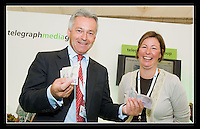 Alan Duncan MP - Conservative Party Conference - Blackpool Winter Gardens - Telegraph Media Group - 3rd October 2007