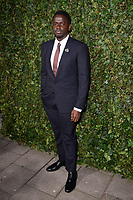 Daniel Kaluuya<br /> arriving for the 2018 Charles Finch & CHANEL Pre-Bafta party, Mark's Club Mayfair, London<br /> <br /> <br /> ©Ash Knotek  D3380  17/02/2018