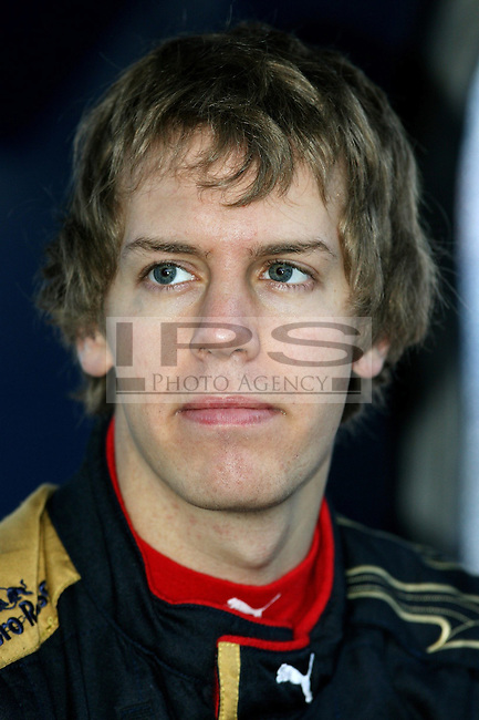 ©Jean-Francois Galeron/WRI2/TEAMSHOOT - Jerez de la Frontera Spain 14/01/2008 ; Jerez F1 Test 14-17/01/08 ; Sebastian Vettel (D), Scuderia Toro Rosso. Circuito de Jerez.....***************************************..GERMANY, AUSTRALIA, FINLAND,..ITALY and SWITZERLAND OUT..***************************************..© MaxPPP / IPS PHOTO AGENCY ..ONLY UK..FOR ANY INFO'S PLEASE CONTACT:..IPS photo..21 Delisle rd.. London SE28 0JD..TEL 004420883310207..FAX 00442088551037..Mob: 00447973308835....ONLY UK ONLY UK ONLY UK ONLY UK ..