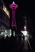 2015 New Year Celebration - Seattle Center