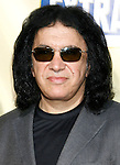 "HOLLYWOOD, CA. - August 24: Gene Simmons  arrives at the Los Angeles premiere of ""Extract"" at the ArcLight Hollywood on August 24, 2009 in Hollywood, California."