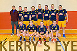 Picture on Saturday at the Kerry Area Basketball Board 2014/2015 Senior Cup Finals, held in Duagh Sports and Leisure Centre. Pictured is the KCYMS Team who played St.Marys in the Mens Division 1.