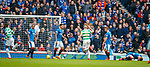 11.3.2018 Rangers v Celtic:<br /> David Bates injured as Celtic score