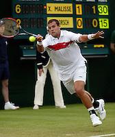 26-6-06,England, London, Wimbledon, first round match, Dorsch