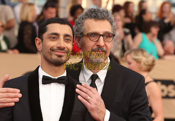 29 January 2017 - Los Angeles, California - Riz Ahmed, John Turturro. 23rd Annual Screen Actors Guild Awards held at The Shrine Expo Hall. <br /> CAP/ADM/FS<br /> &copy;FS/ADM/Capital Pictures