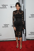 www.acepixs.com<br /> April 19, 2017  New York City<br /> <br /> Marisol Thomas attending the 'Clive Davis: The Soundtrack of Our Lives' 2017 Opening Gala of the Tribeca Film Festival at Radio City Music Hall on April 19, 2017 in New York City. <br /> <br /> Credit: Kristin Callahan/ACE Pictures<br /> <br /> <br /> Tel: 646 769 0430<br /> Email: info@acepixs.com
