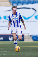 Frankie Kent of Colchester United during Colchester United vs Carlisle United, Sky Bet EFL League 2 Football at the JobServe Community Stadium on 23rd February 2019