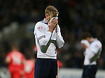 Dejected Tim Ream of Bolton Wanderers - FA Cup Fourth Round replay - Bolton Wanderers vs Liverpool - Macron Stadium  - Bolton - England - 4th February 2015 - Picture Simon Bellis/Sportimage