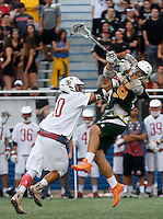 Long Island Boys HS Lacrosse Championships:  Class A Ward Melville vs Syosset - 060416