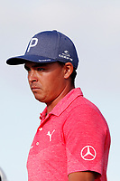 Rickie Fowler (USA) walks the 17th hole during the second round of the 118th U.S. Open Championship at Shinnecock Hills Golf Club in Southampton, NY, USA. 15th June 2018.<br /> Picture: Golffile | Brian Spurlock<br /> <br /> <br /> All photo usage must carry mandatory copyright credit (&copy; Golffile | Brian Spurlock)