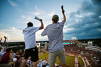 Game Day: MSU Football versus South Carolina. <br />  (photo by Megan Bean / &copy; Mississippi State University)