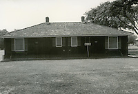 1990 July ..Assisted Housing..Oakleaf Forest..Oakleaf Forest B&W Study:.Head on shots of typical 1&2 story cottages all sides.07/90 HOUSING:Oaklf fr:1 :2 :R1...NEG#.NRHA#..