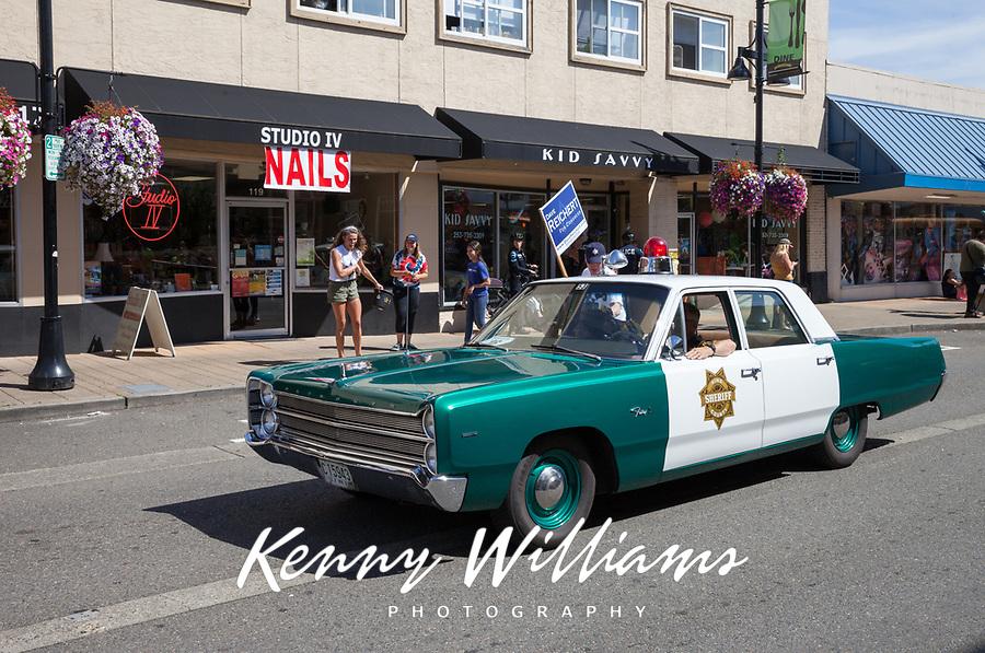 Auburn Days Parade 2016, Auburn, Washington State, USA.
