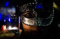 Masquerade Ball at Benaroya Hall