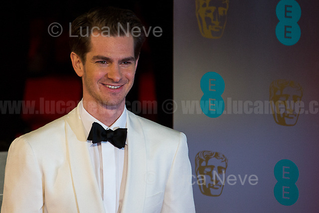 Andrew Garfield.<br />