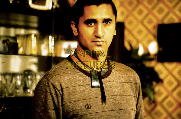 "CLIFF CURTIS .in ""Whale Rider"".Filmstill - Editorial Use Only.Ref: FB.sales@capitalpictures.com.www.capitalpictures.com.Supplied by Capital Pictures."