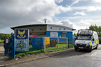 Pictured: A general view of Treharris Phoenix RFC in Treharris, South Glamorgan, Rhondda Cynon Taff, Wales, UK.<br /> Re: A search of mountains and waterways is taking place after  22 year old Brooke Morris went missing following a night out.<br /> Brooke, from Trelewis near Merthyr Tydfil, disappeared after being given a lift home from the town centre in the early hours of Saturday.<br /> South Wales Police believe the Nelson RFC player did not go inside her house.<br /> Officers are continuing to search for Ms Morris following efforts by mountain rescue teams on Sunday.<br /> Ms Morris was last seen at about 2.30am on Saturday wearing a long-sleeved red top and jeans.