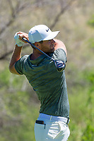 Lucas Bjerregaard (DEN) during the 2nd round at the Nedbank Golf Challenge hosted by Gary Player,  Gary Player country Club, Sun City, Rustenburg, South Africa. 15/11/2019 <br /> Picture: Golffile | Tyrone Winfield<br /> <br /> <br /> All photo usage must carry mandatory copyright credit (© Golffile | Tyrone Winfield)