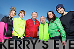 Taking part in the half Marathon on Sunday March 16th are l-r: Yvonne Duggan, Moira Hayes, John Brick, Billy Lyons, Sharon Costello and Fergus Dennehy .