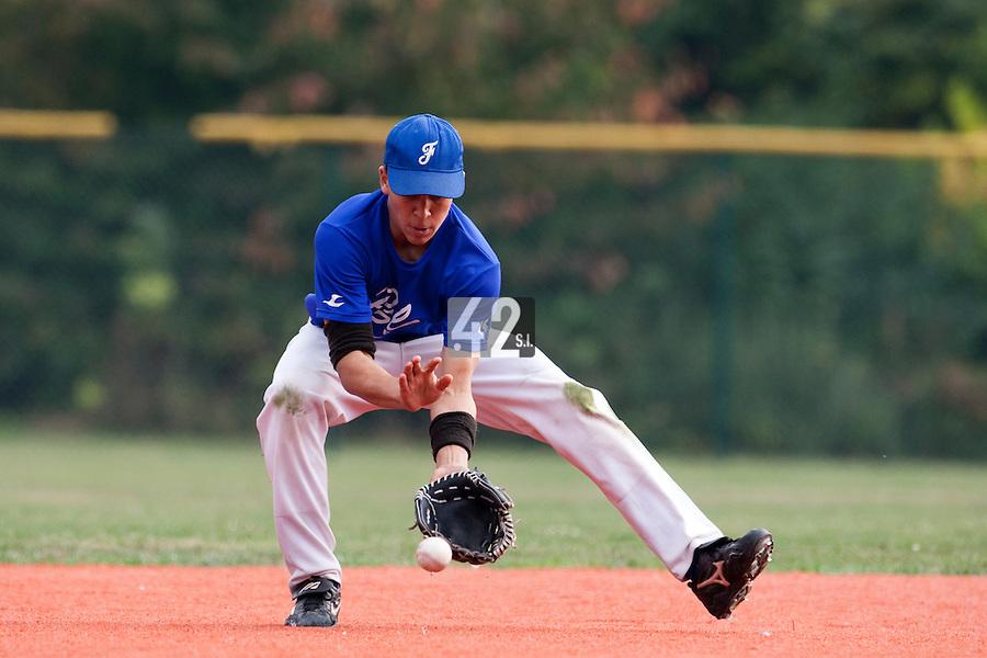 23 September 2009: Pole Baseball Rouen,