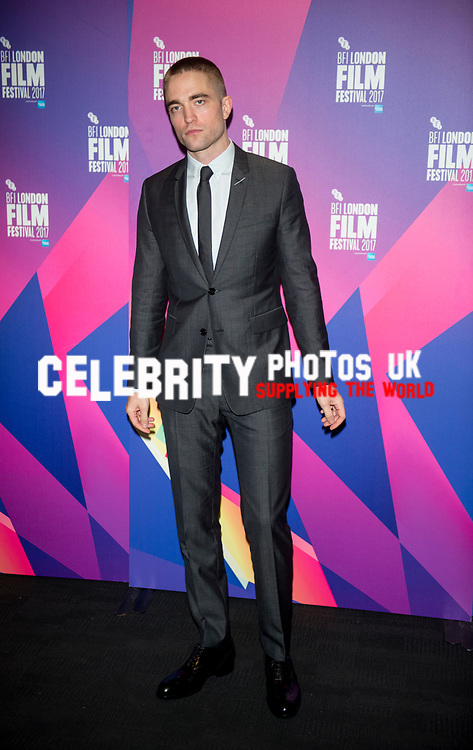 Robert Pattinson at the 'Good Time' film premiere, BFI London Film Festival