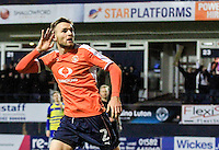 Luton Town v Solihull Moors - FA Cup 2nd Round - 03.12.2016