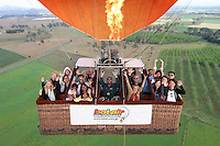 20151014 October 14 Hot Air Balloon Gold Coast