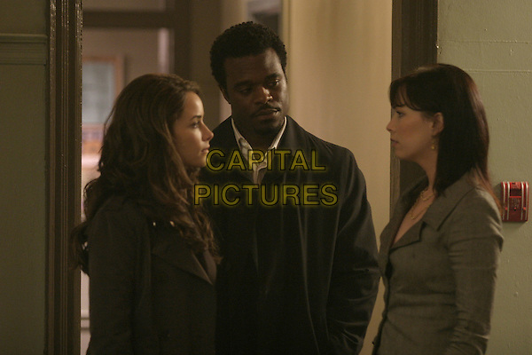 ABIGAIL SPENCER, LYRIC BENT & MAXIM ROY.in Angela's Eyes.*Editorial Use Only*.Ref: FB.www.capitalpictures.com.sales@capitalpictures.com.Supplied by Capital Pictures.