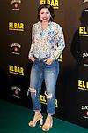 """Adriana Torrebejano attends the premiere of the film """"El bar"""" at Callao Cinema in Madrid, Spain. March 22, 2017. (ALTERPHOTOS / Rodrigo Jimenez)"""