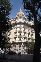 ROMA-ITALIA- 12-09-2004. Hotel Excelsior en Roma, Italia, septiembre 19 de 2004. Excelsior Hotel in Rome Italy on September 19, 2004. (Photo: VizzorImage/Luis Ramirez)......