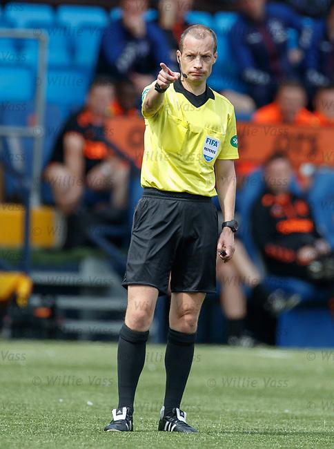 Willie Collum, referee