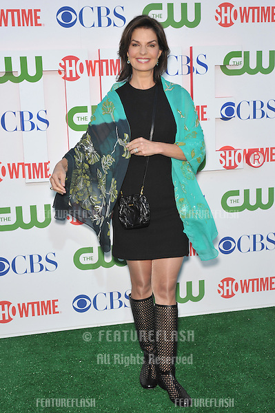 "Sela Ward - star of ""CSI: New York"" - at CBS TV Summer Press Tour Party in Beverly Hills. .July 28, 2010  Los Angeles, CA.Picture: Paul Smith / Featureflash"