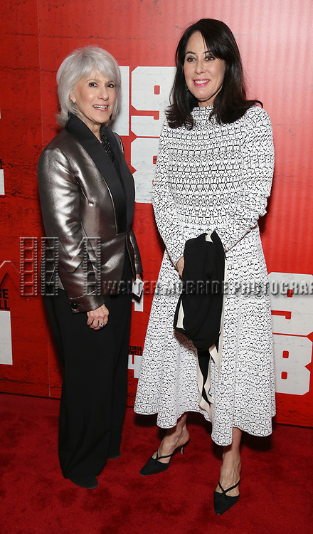 Jamie deRoy and Catherine Adler attends the Broadway Opening Night Party for George Orwell's '1984' at The Lighthouse Pier 61 on June 22, 2017 in New York City.